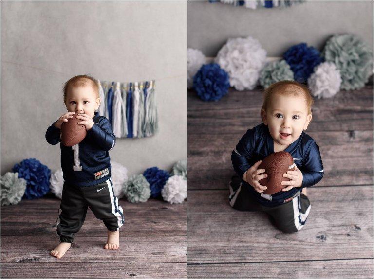 penn state fan first birthday photos scranton pa photographer