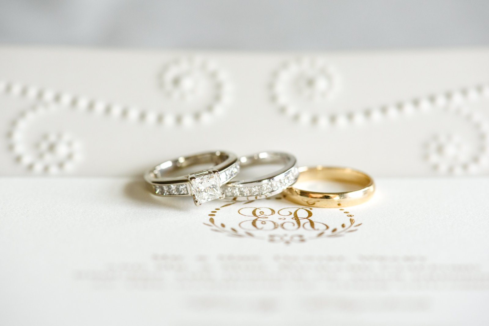 scranton wedding photographer wedding rings