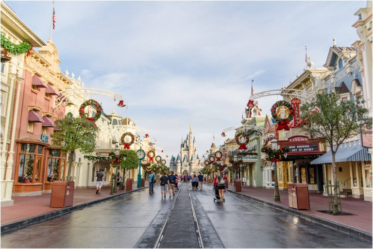 disney world vacation photos