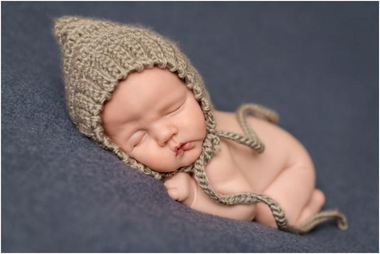 newborn photographer clarks summit pa