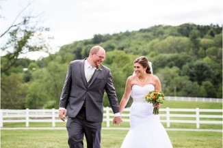 friedman farms wedding dallas pa