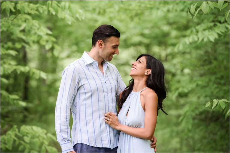 tobyhanna state park engagement session by Crystal Satriano