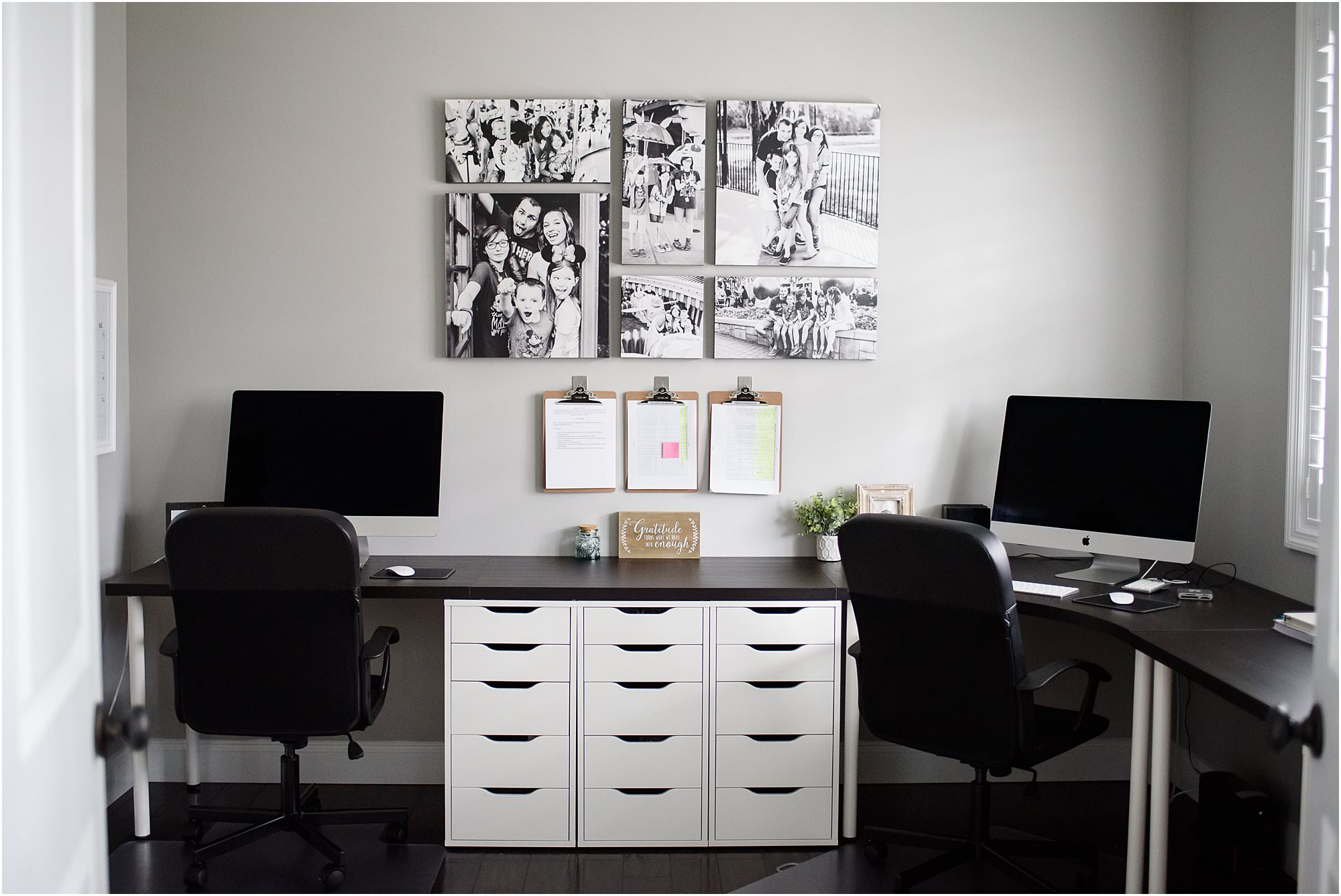 interesting ikea home office | Ikea home office renovation - functional and stylish
