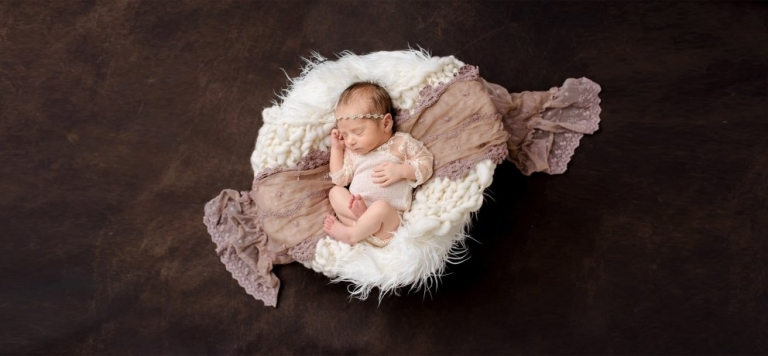 Scranton PA Newborn Photography